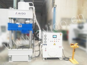 Requirements of hydraulic oil for hydraulic press machine